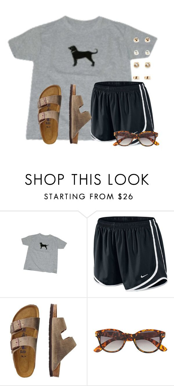 """And its about to be Monday again..."" by flroasburn ❤ liked on Polyvore featuring NIKE, TravelSmith, H&M and Forever 21"