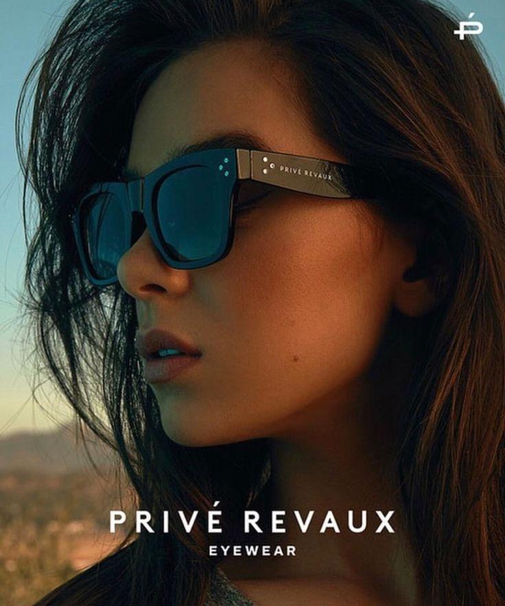 Hailee Steinfeld for Privé Revaux 2017