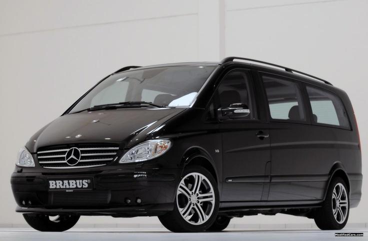 Mercedes-Benz Viano 22 CDi Trend