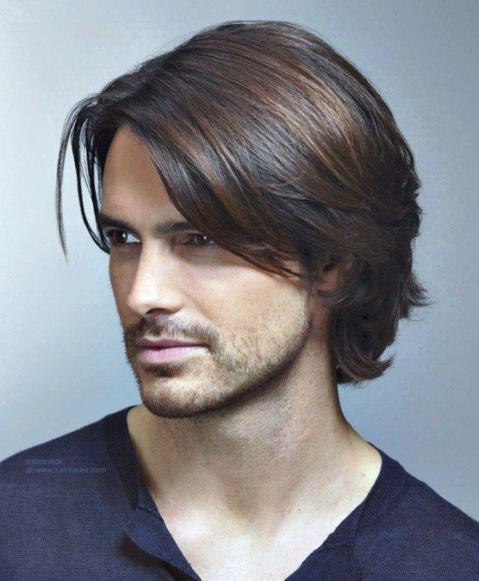 Mens Frisuren Fur Lange Dicke Haare Frisuren Manner Frisuren Frisuren Lange Haare Manner Lange Haare Manner Herrenfrisuren