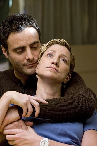 Still of Edie Falco and Dominic Fumusa in Nurse Jackie