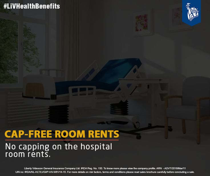 No Room Capping in any network hospital  Buy Liberty Videocon health policy online.
