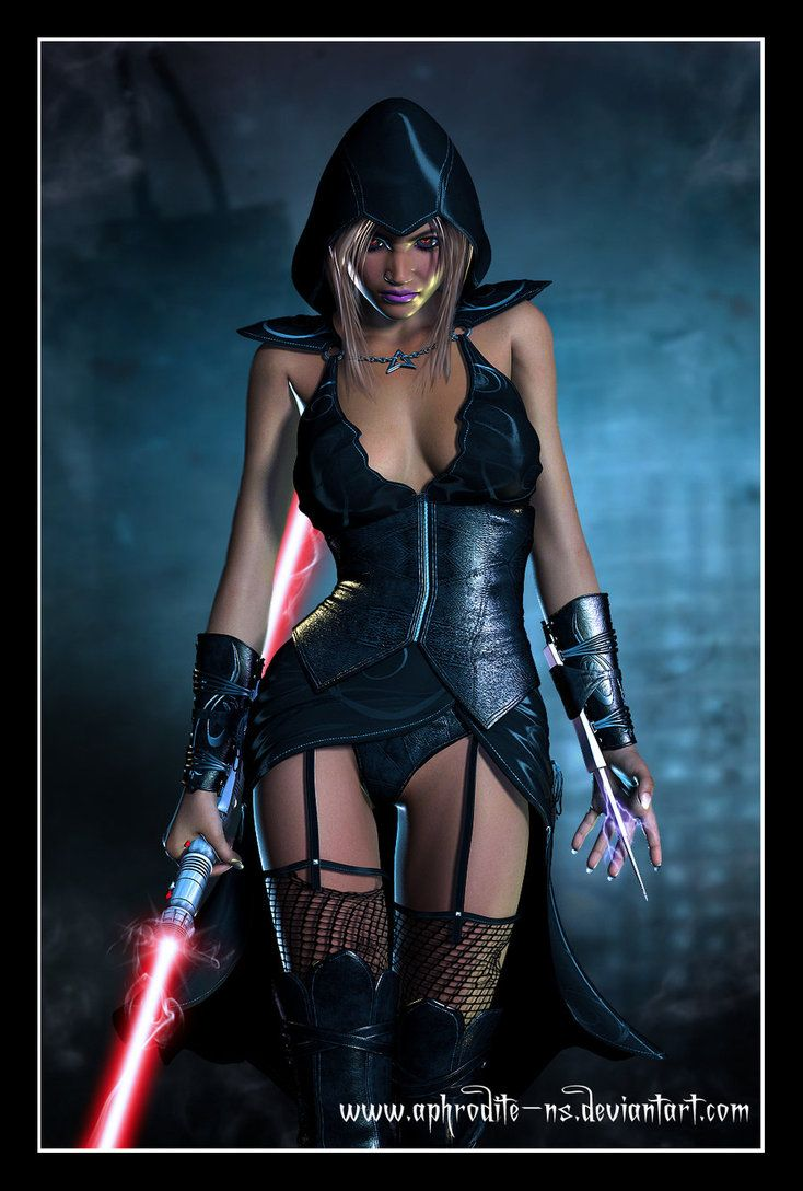 Sith Assassian by *Aphrodite-NS on deviantART
