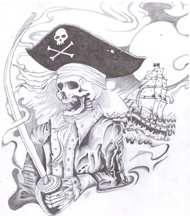My Next Tattoo Sleeving Out Right Leg Sunken Pirate Ship Theme TATTOOS