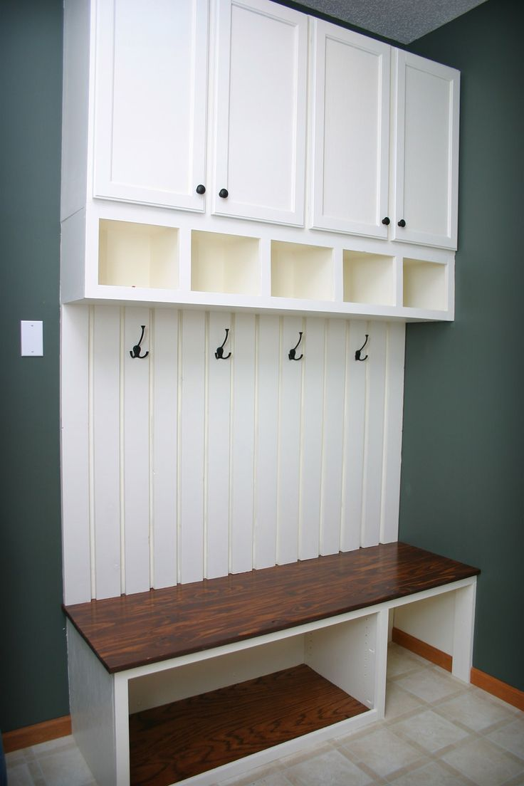 33 best coat rack bench images on Pinterest | Home ideas ...