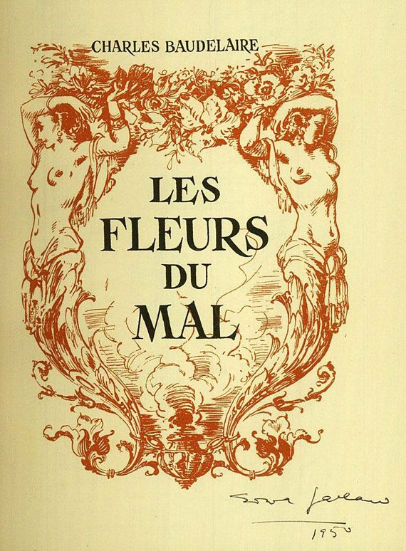 a review of from fleurs de mal a poem by charles baudelaire The flowers of evil oshimi first read charles baudelaire's les fleurs du mal  the flowers of evil by charles baudelaire review  les fleurs du mal le spleen de.