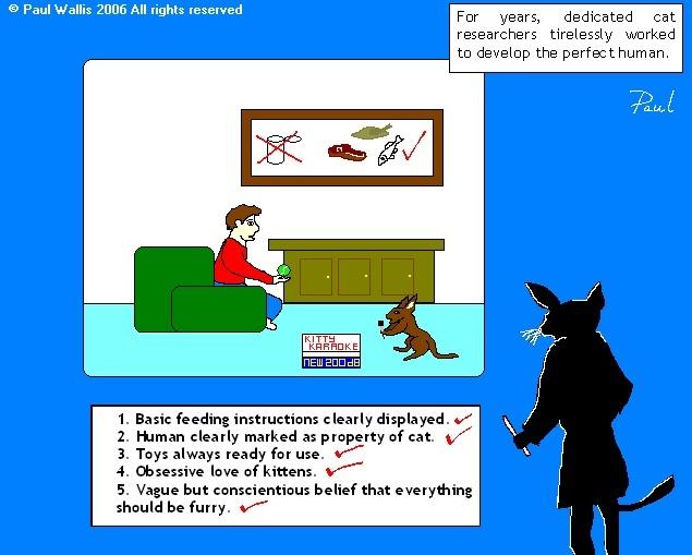 Cat research