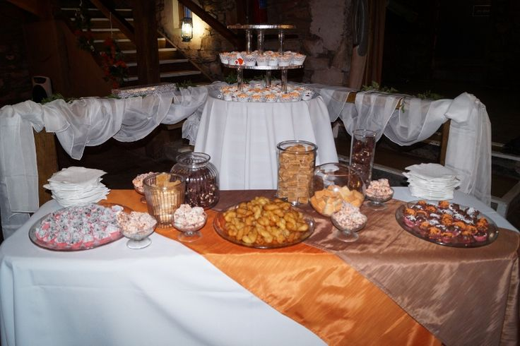 If you can. Make your own sweets for the wedding. It just gives that something extra special