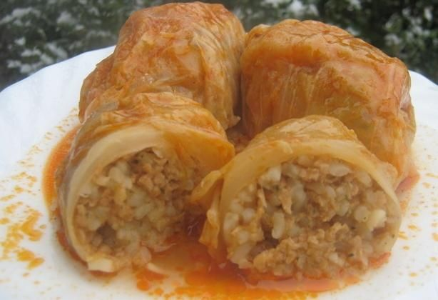 Sarma - Bosnian Stuffed Cabbage Leaves Recipe - Food.com - 367869