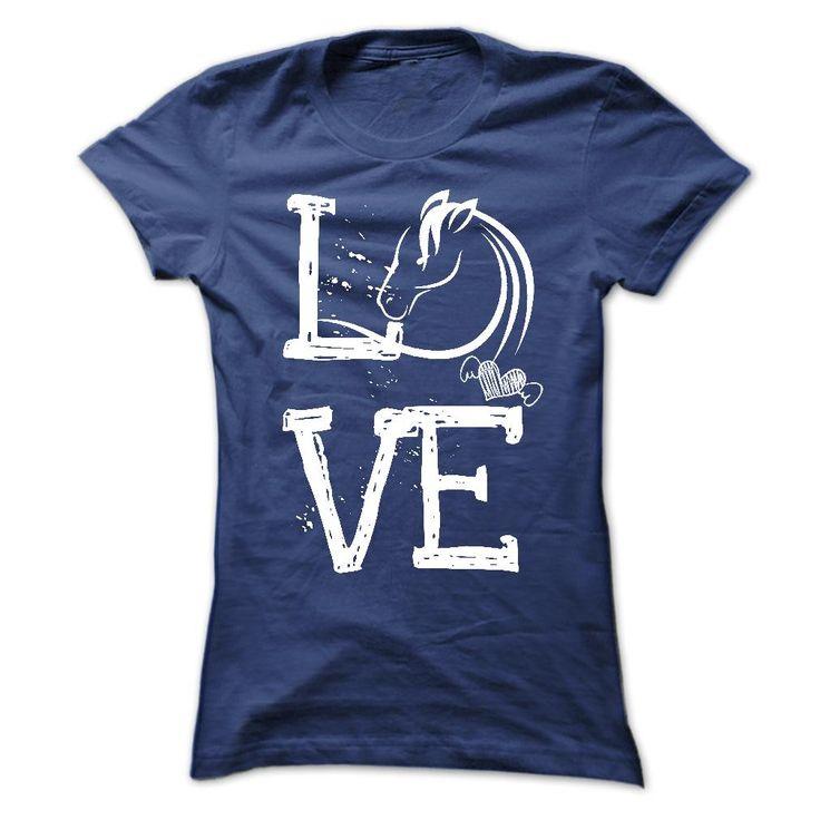 I LOVE HORSE T-Shirts, Hoodies. CHECK PRICE ==► Funny Tee Shirts