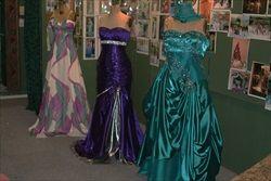 Matric dresses in progress for July 2013