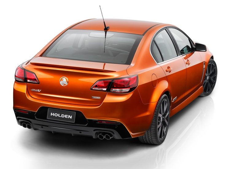 The NEW V8 Holden VF Commodore SS Show Car #Holden #newVFCommodore #SS