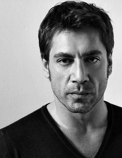 I truly thank whoever's up there for giving me the opportunity to be loved.- Javier Bardem