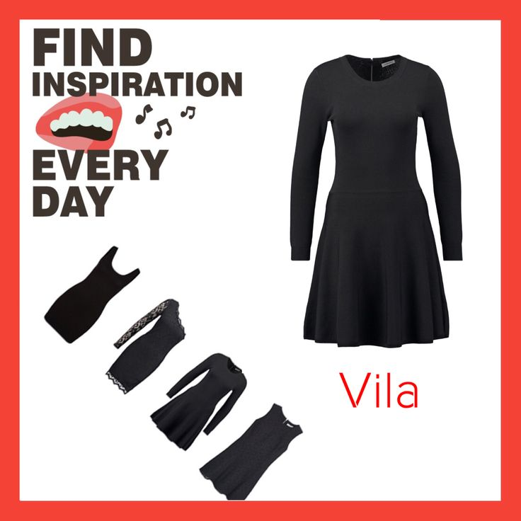 Rule of a lady: Three words: LITLLE. BLACK. DRESS. We have some nice selection #LBD from #mango #zalandoessentials #vila #jlindeberg! Be inspired! Discover even more #fashion in your size on our free app!  www.eyefitu.com #eyefitu #youshopwesize #fridaynight #shopping #onlineshopping #christmas #zurich #london #paris #milan #newyork #style #outfitoftheday #ootd #stylish #fashionblogger #lady #girly #littleblackdress