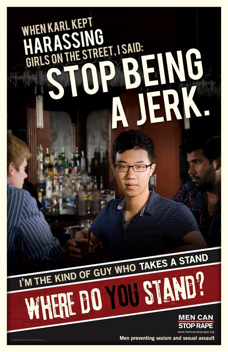 Stop Being a Jerk