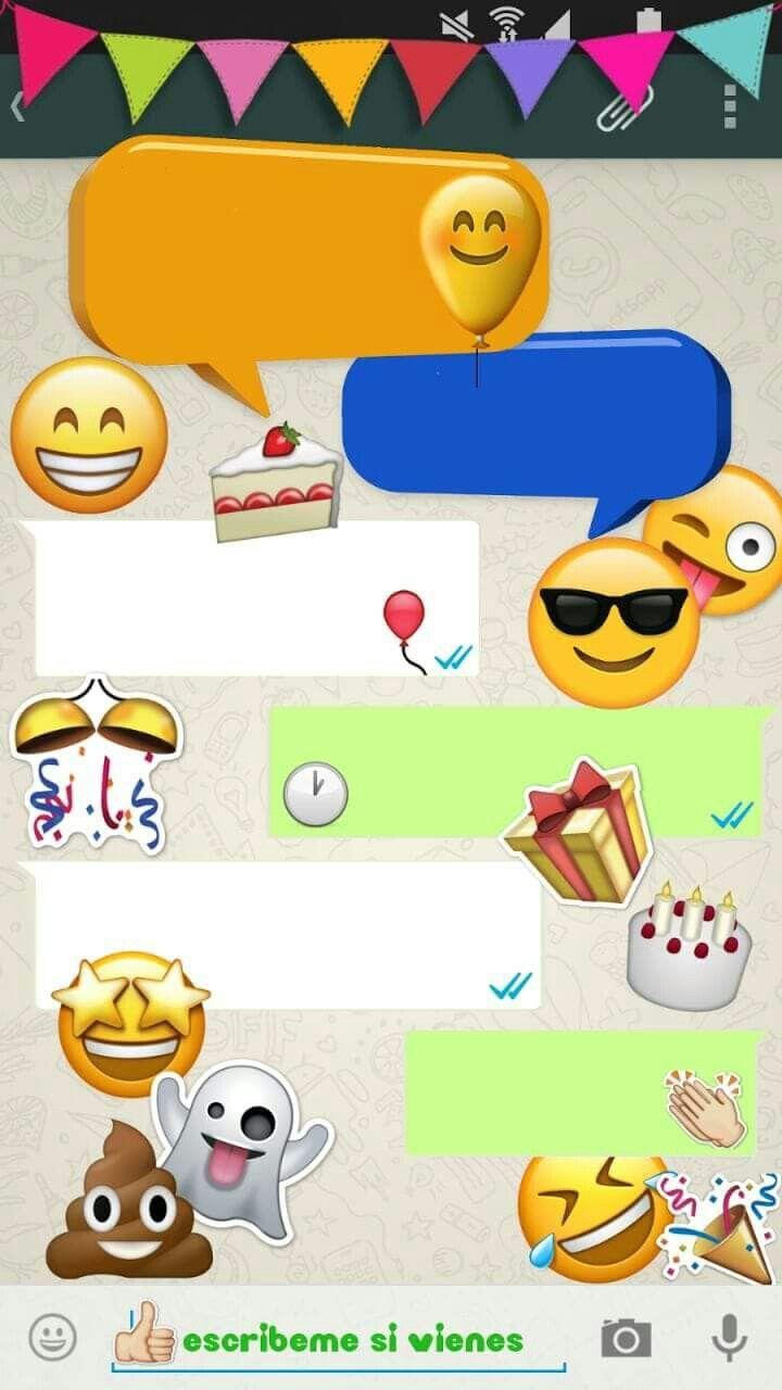 Emoji Invitación Invitaciones Emoji Emoji Fiesta Y