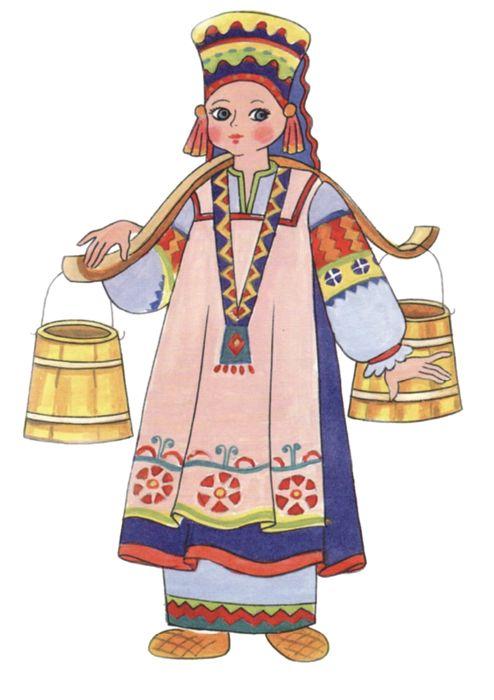 orlovskiy narodn costume