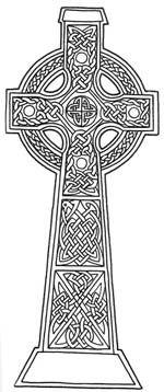Free Printable Celtic Cross Patterns