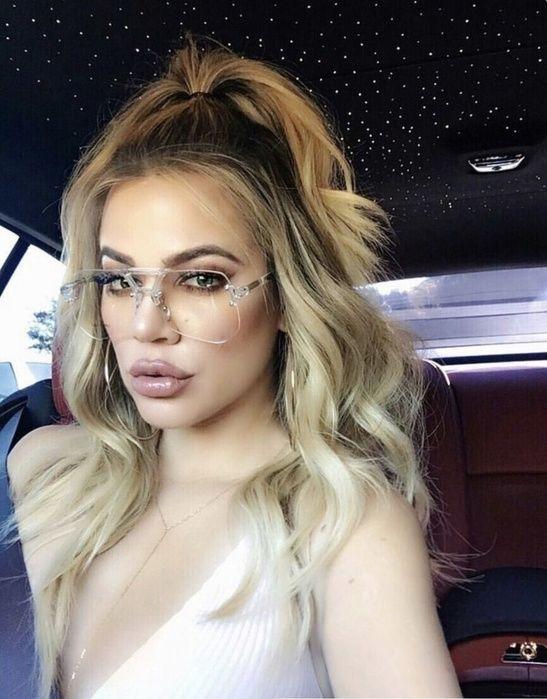 Khloe Kardashian Make-up tips. #fashion #style #outfit #hair #makeup #khloekardashian