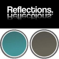 Reflections Splashback Panel 3100mm x 748mm REEF/EARTH