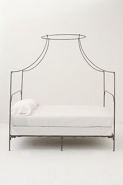 Canopy Bed - Anthropologie