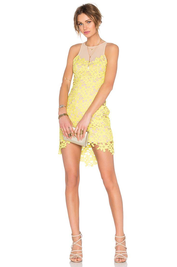 Lovers + Friends Larissa Dress in Sunshine   REVOLVE