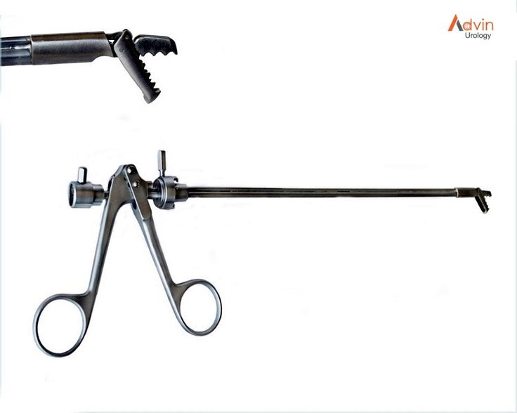 www.advinurology.com  Stone Crushing Forcep is use to remove bladder stone.  It is compatible with 23.5 Fr or 25 Fr Cystoscopy Sheath.  4mm 30 Degree telescope will be attached with Stone Crushing Forcep.  Stone Crushing Forceps also called as Gallbladder Stone Crushing Equipment , Urology Stone Crushing Forceps.