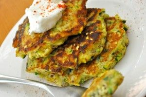 Real Healthy Zucchini Cakes | Real Healthy Recipes