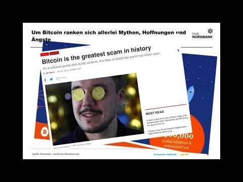 Wie Funktioniert Der Handel Mit Bitcoins