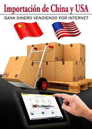 Como ganar dinero importando desde china o USA