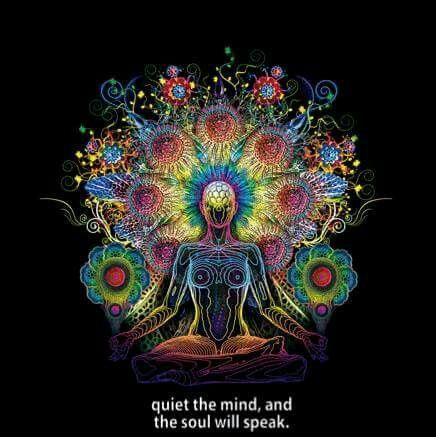 Acquisita la consapevolezza del corpo e del respiro possiamo esercitarci nel ritiro dei sensi e intraprendere la pratica meditativa. #yoga