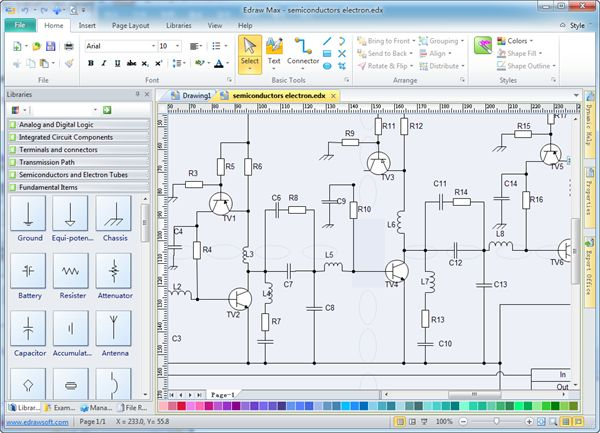 Wiring Diagram Software Free Download from i.pinimg.com