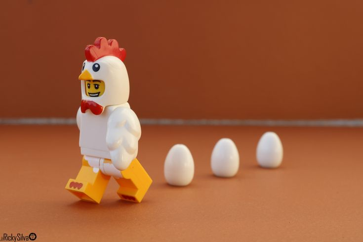 https://flic.kr/p/22KXrEP   [Real World] (40) The Chicken Suit Guy And His Eggs