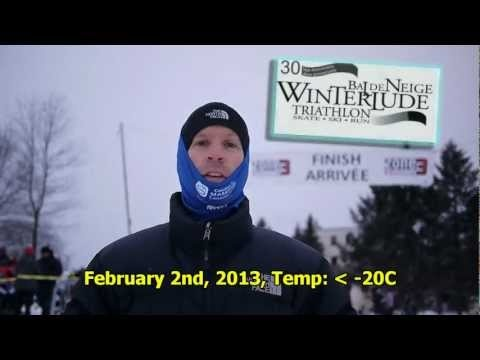 30th Annual Winterlude Triathlon Review