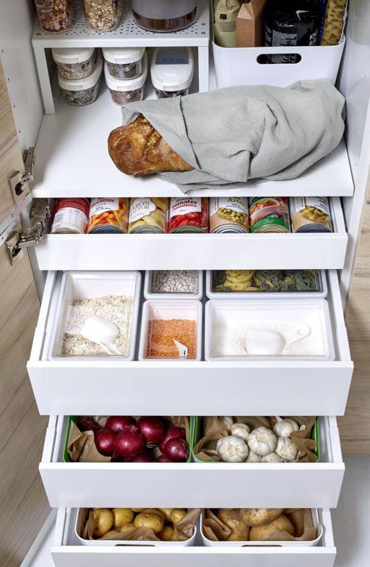 15 Aufbewahrungssysteme Küche Bilder. Die Besten 25 ...