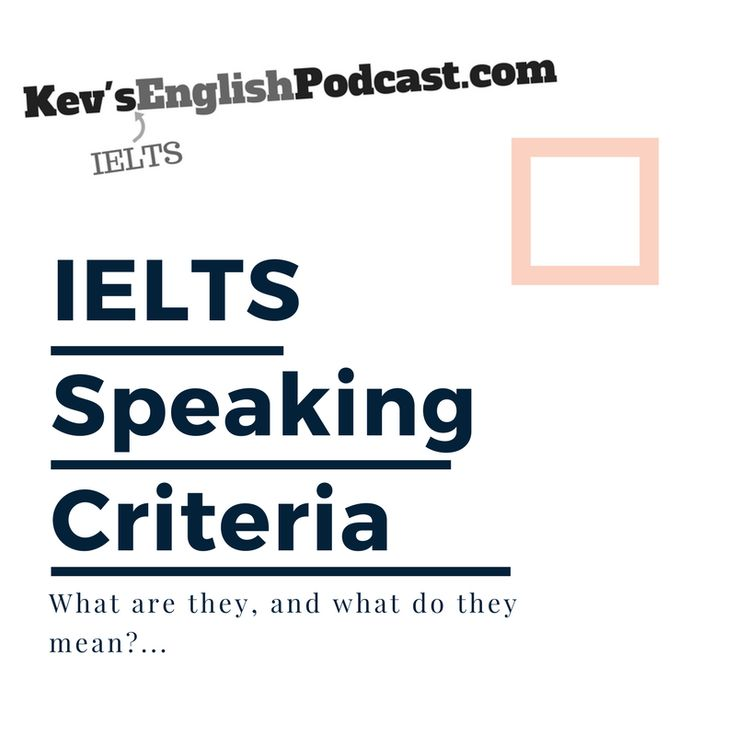 Hello, and welcome to episode 17. In this episode, the first of two, I look at the criteria for the speaking section, Pronunciation, Grammatical Range and Accuracy, Lexical Resource, and Fluency an…