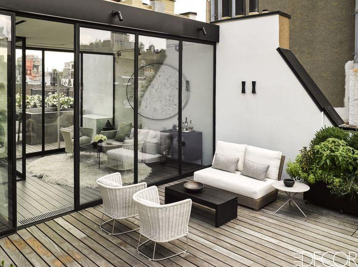 17 mejores ideas sobre patio en la azotea en pinterest - Terrazas en azoteas ...