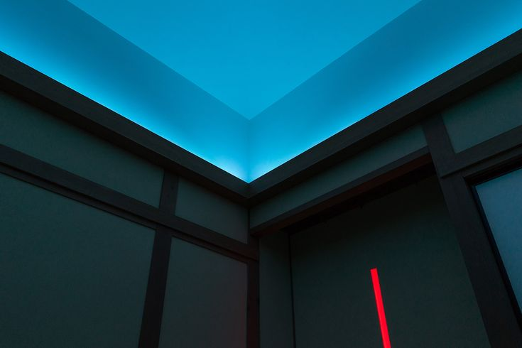 James Turrell - House of Light in Japan's Echigo-Tsumari Niigata Prefecture