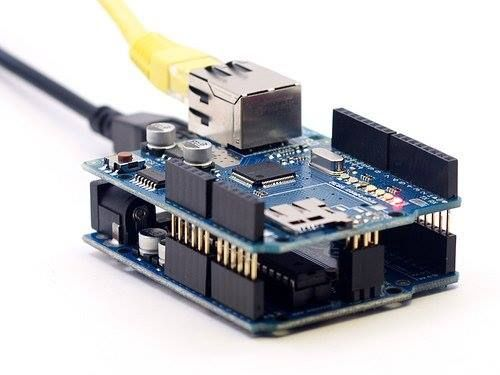 Web Client Repeating using Arduino  This example shows you how to make repeated HTTP requests using an Ethernet shield.   For more detail: http://duino4projects.com/web-client-repeating-using-arduino/ like and share: Arduino Projects Tutorial Code Keep Visiting: http://duino4projects.com/ #thearduinoshop