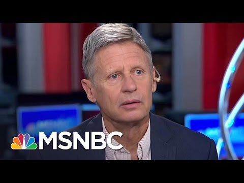 """Libertarian Presidential Candidate Gary Johnson Asks """"What Is Aleppo?"""" on 'Morning Joe' - http://cybertimes.co.uk/2016/09/08/libertarian-presidential-candidate-gary-johnson-asks-what-is-aleppo-on-morning-joe/"""