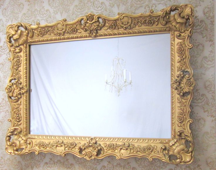 140 best images about decorative ornate antique vintage for Large bedroom mirrors for sale