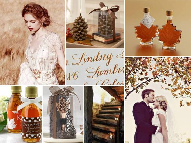 A website of colour pallettes and ideas for weddings all year round.
