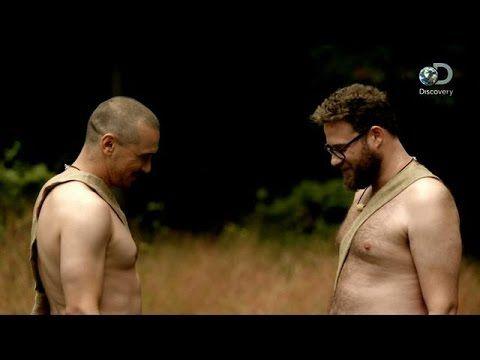 'Naked and Afraid' Parody by Seth Rogan and James Franco.
