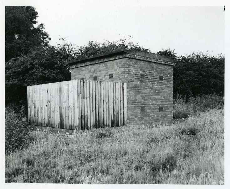 8 Saltbrook Road, Substation, No 11242, 1974 © John Myers