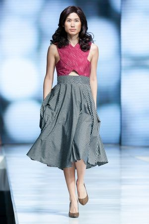 Fashion Extravaganza, JF3 2014 – Ikat Indonesia by Didiet Maulana – The Actual Style