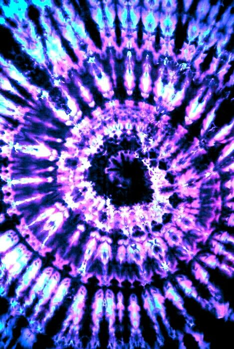 Purple Amp Blue Tie Dye Spiral Design Tye Dye Tye Dye