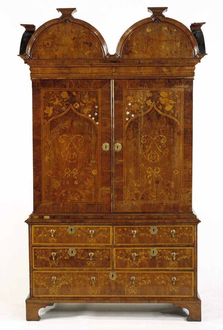 Baroque Cabinet   John Byfield About 1700  Marquetry of walnut  burr  walnut  sycamore. 158 best Period Furniture images on Pinterest   Antique furniture