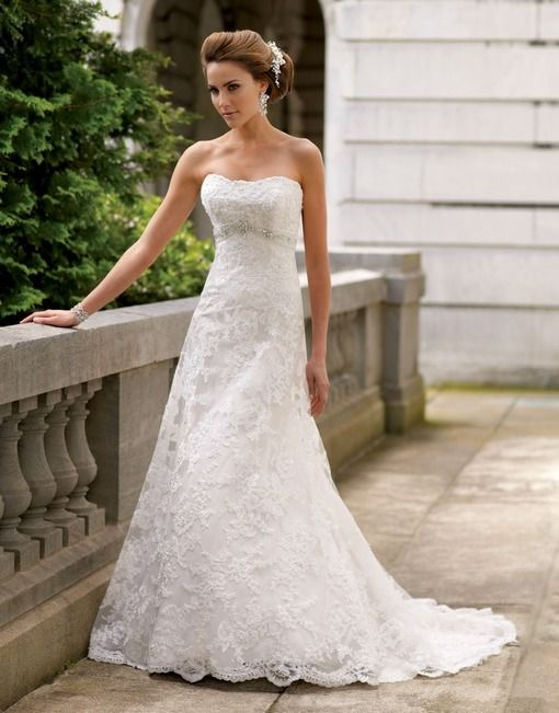 David Tutera Wedding Gown
