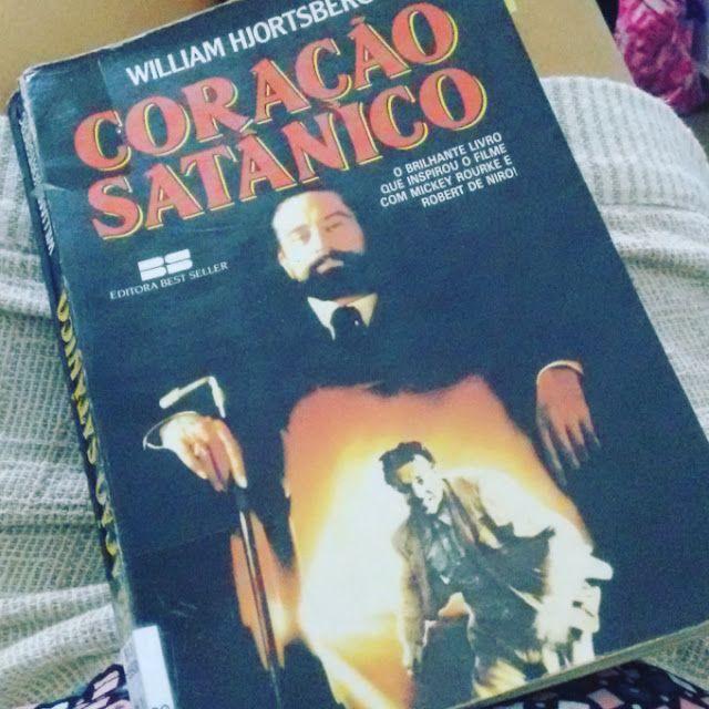 Coracao Satanico William Hjortsberg Com Imagens Livros