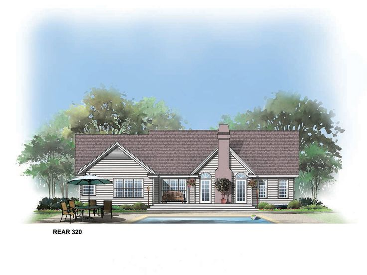 images about House Plans on Pinterest Country